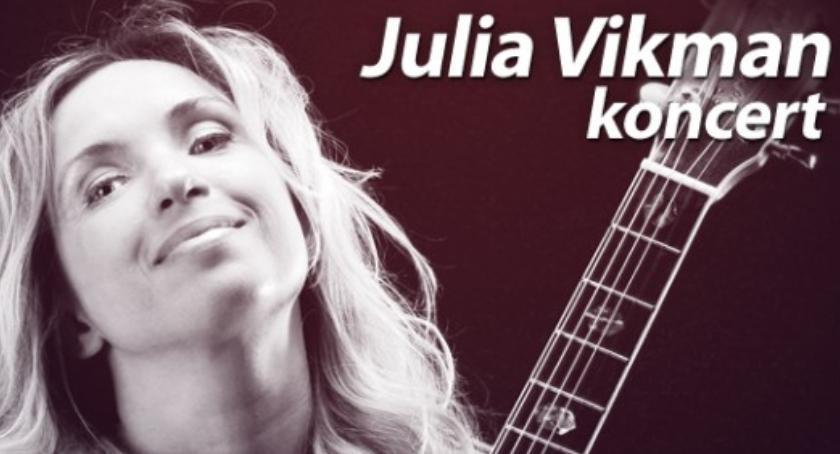 Koncerty, Julia Vikman wieczór ballad romansów Ciechanowie - zdjęcie, fotografia