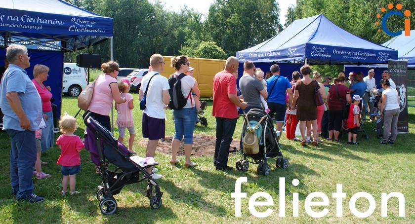 Felietony, pewno kultura Parę subiektywnych słów dziecka - zdjęcie, fotografia