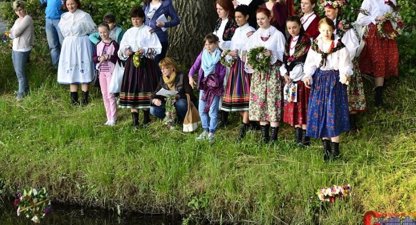 Inne Wydarzenia, Przed Wianki Łydynią - zdjęcie, fotografia