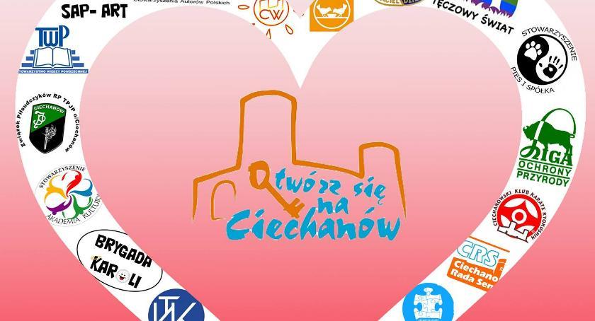 Organizacje Pozarządowe, Ciechanowski Festiwal Wolontariatu piątek - zdjęcie, fotografia