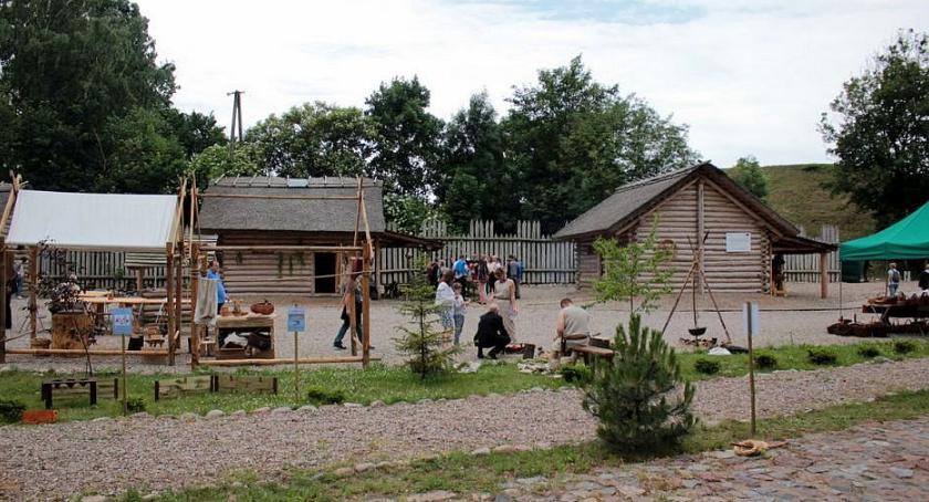 Inne Wydarzenia, Dzień życia średniowiecznej osady Grudusku - zdjęcie, fotografia