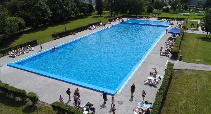 Interwencje, Wasze Kiedy zostanie otwarty basen Kraszewskiego - zdjęcie, fotografia