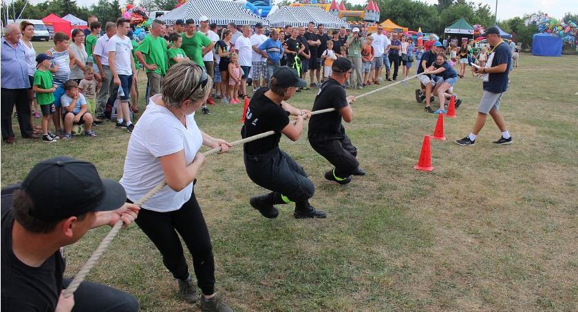 Inne Wydarzenia, gminie Glinojeck rozegrano Turniej Sołectw [zdjęcia] - zdjęcie, fotografia