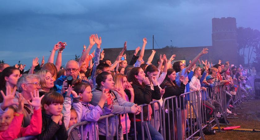 Koncerty, Koncertowe Ciechanowa sobotę - zdjęcie, fotografia