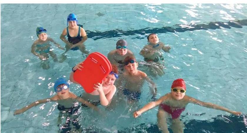 Pływanie, Wakacyjne lekcje pływania Ciechanowie Trwają zapisy - zdjęcie, fotografia