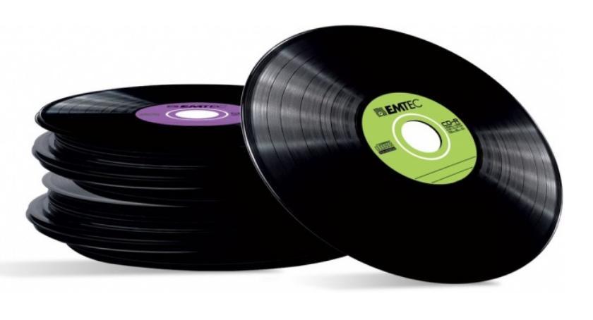 Muzyka, Ciechanowie odbędzie giełda płyt winylowych kompaktowych tylko! - zdjęcie, fotografia