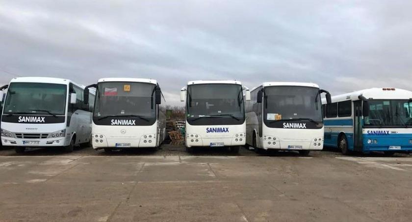 Komunikacja Publiczna, Autobusy nadal jeżdżą Sanimax uruchomić najbliższych dniach pięć linii - zdjęcie, fotografia
