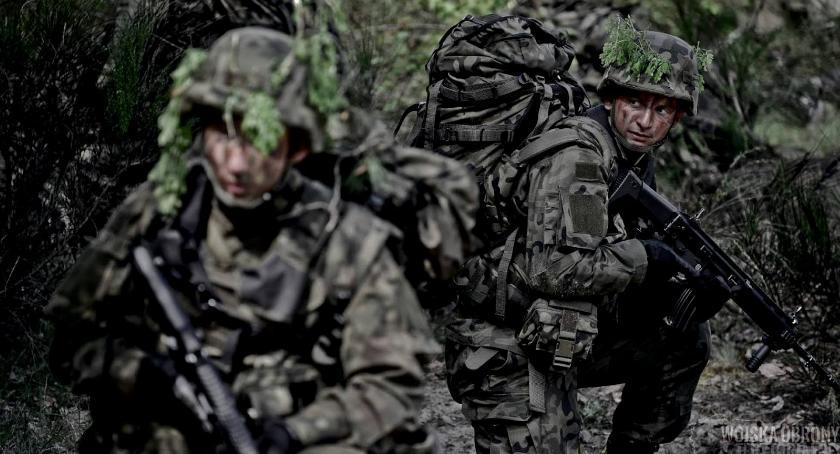 Wojsko, Kolejni Terytorialsi Mazowsza przechodzą szkolenie - zdjęcie, fotografia