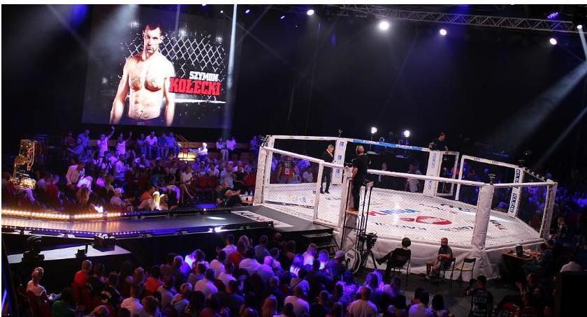 MMA, Szymon Kołecki powalczy Babilon - zdjęcie, fotografia