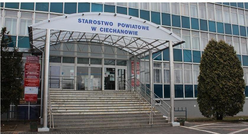 Rynek Pracy, Wolne stanowisko kierownicze Starostwie Powiatowym Ciechanowie - zdjęcie, fotografia