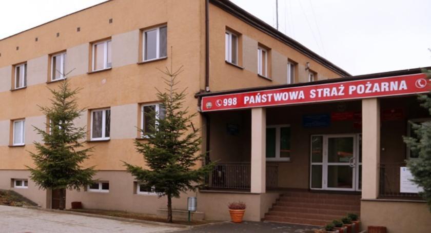 Rynek Pracy, praca KPPSP Ciechanów - zdjęcie, fotografia