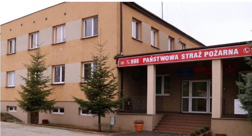Rynek Pracy, Starszy specjalista KPPSP Ciechanów poszukiwany - zdjęcie, fotografia