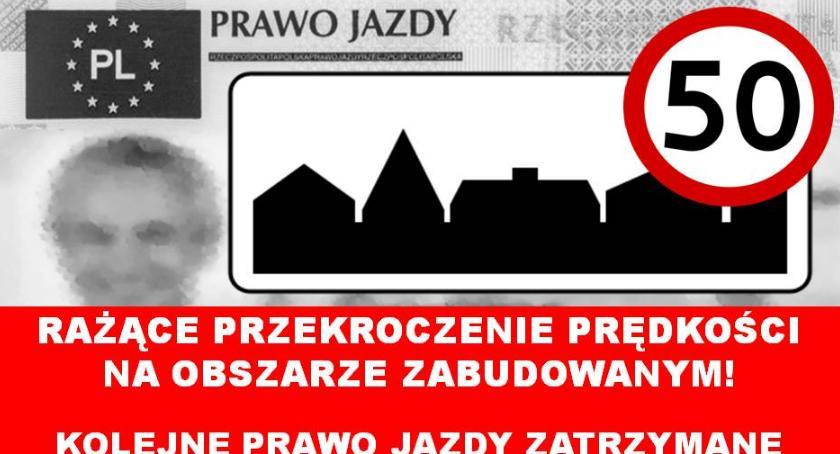 Piraci Drogowi, Ciężka latki Straciła prawo jazdy - zdjęcie, fotografia