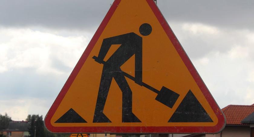 Komunikaty, Uwaga kierowcy! poniedziałku utrudnienia ruchu Ciechanowie - zdjęcie, fotografia