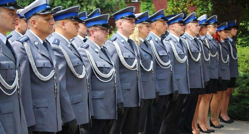 Społeczeństwo, Świętowali ciechanowscy policjanci Były awanse nagrody [zdjęcia] - zdjęcie, fotografia