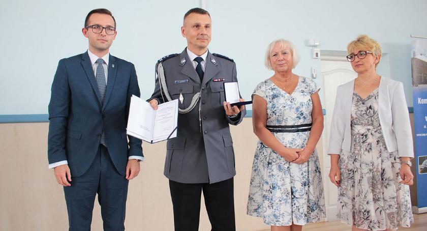 Społeczeństwo, Zbigniew Andres otrzymał medal Zasługi Ciechanowa [zdjęcia] - zdjęcie, fotografia