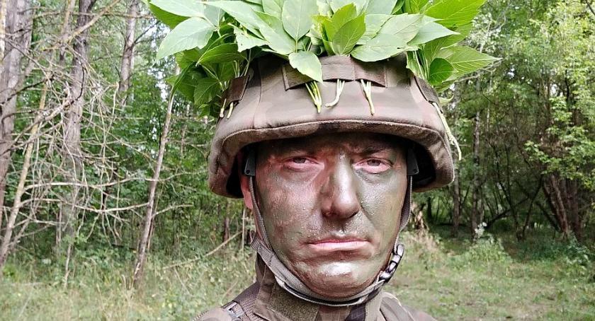 Wojsko, Zwierzenia Terytorialsa - zdjęcie, fotografia