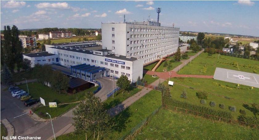 Służba Zdrowia, Kuchenna rewolucja ciechanowskim szpitalu Placówka inwestuje Dział Żywienia - zdjęcie, fotografia