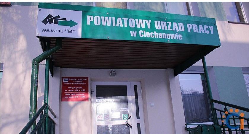 Rynek Pracy, Wolne stanowisko urzędnicze Powiatowym Urzędzie Pracy Ciechanowie - zdjęcie, fotografia