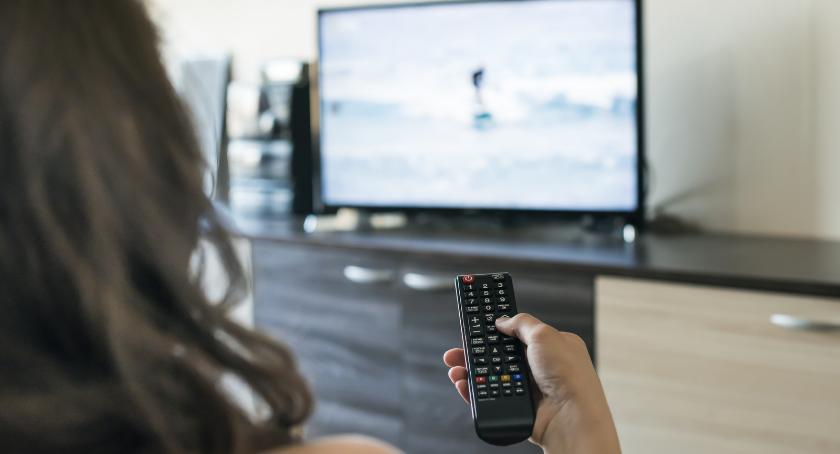 Porady i ciekawostki, Telewizor długie tylko - zdjęcie, fotografia
