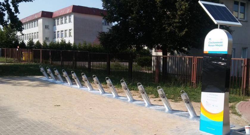 Inwestycje, Stacje poniedziałku będzie można korzystać rowerów miejskich [zdjęcia] - zdjęcie, fotografia
