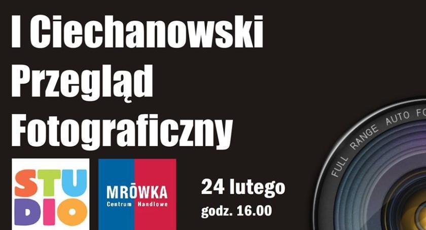 Wystawy, Przed Ciechanowski Przegląd Fotograficzny - zdjęcie, fotografia
