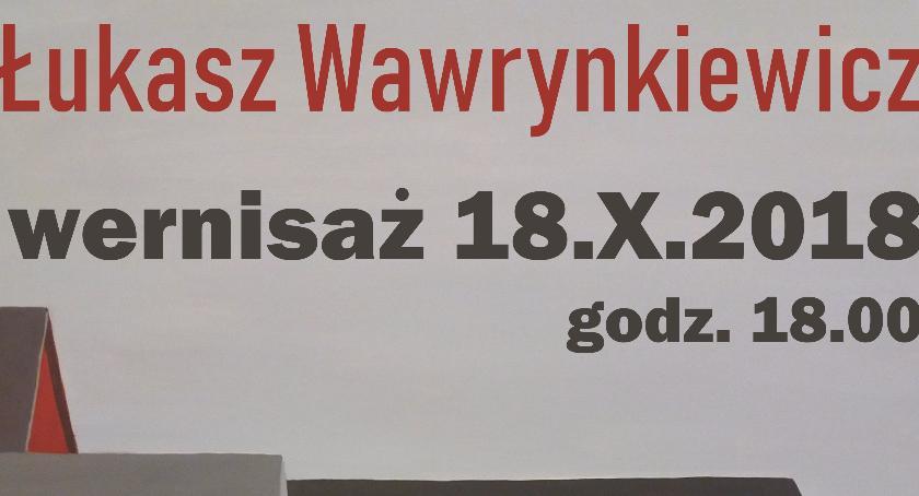 Wystawy, Wystawa Łukasza Wawrynkiewicza STUDIO - zdjęcie, fotografia