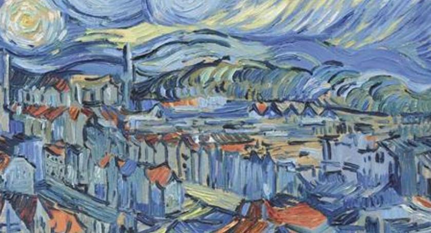Wystawy, Wystawa filmu Twój Vincent STUDIO - zdjęcie, fotografia