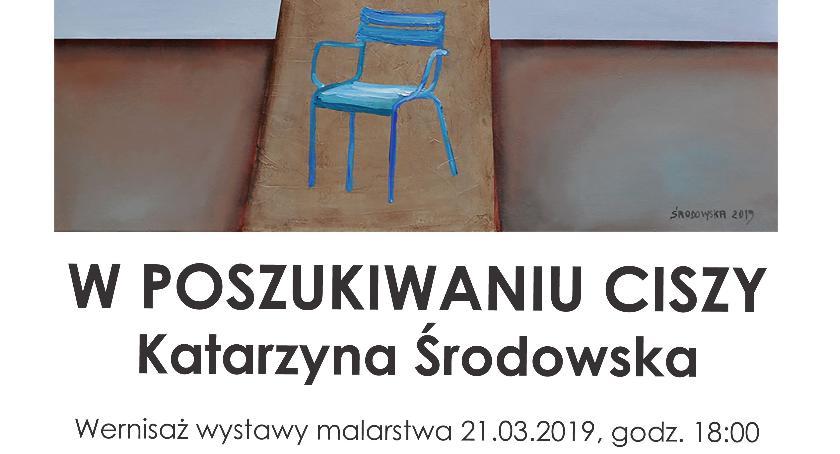 Wystawy, poszukiwaniu ciszy wystawa STUDIO - zdjęcie, fotografia