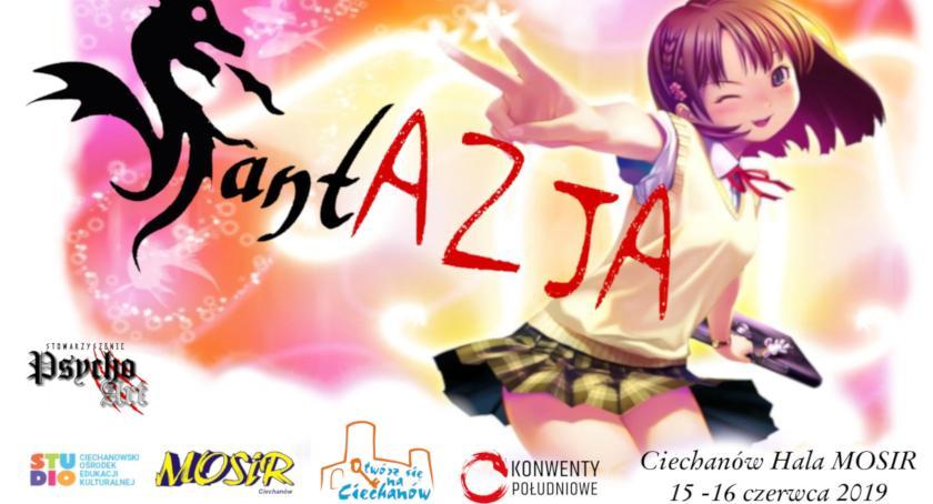 Inne Wydarzenia, pierwszy Ciechanowie! Festiwal fantastyczno azjatycki FantAZJA - zdjęcie, fotografia