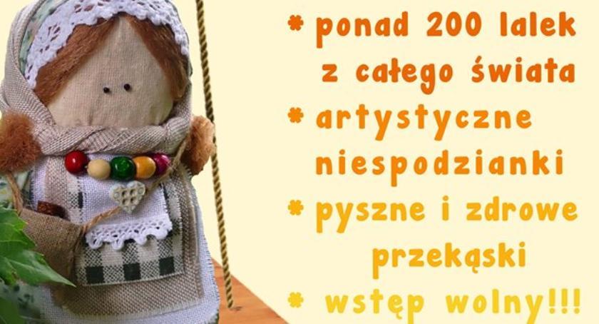 """Wystawy, """"Bajanie lalkach"""" STUDIO drugie spotkanie ramach akcji #SztukaDlaLudzi - zdjęcie, fotografia"""