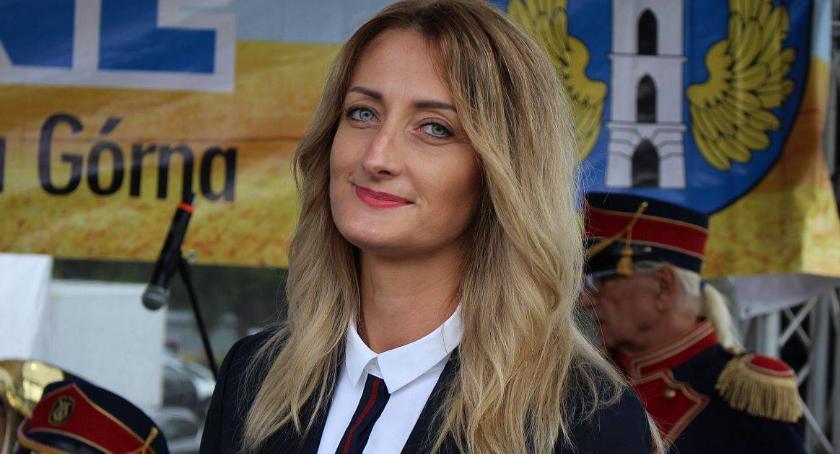 Wybory, Mariola Kołakowska kandydatem wójta gminy Regimin - zdjęcie, fotografia