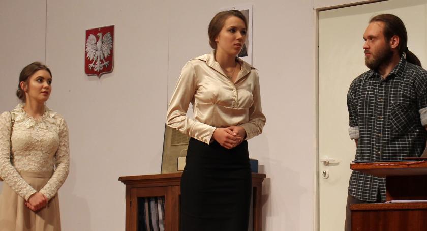 Teatr, Ciechanowie teatr - zdjęcie, fotografia