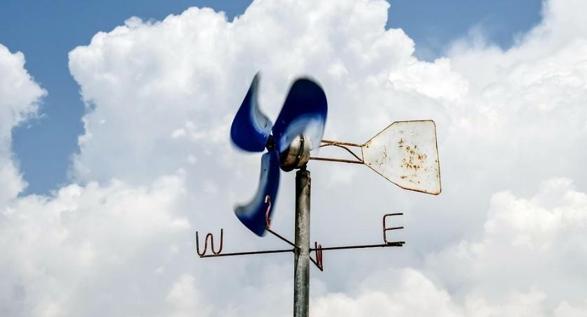 Komunikaty, Ostrzeżenie meteorologiczne powiatu ciechanowskiego - zdjęcie, fotografia