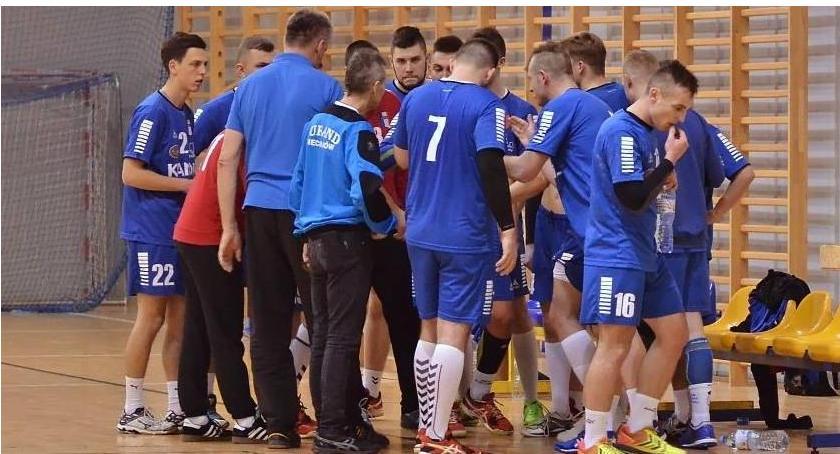 Piłka Ręczna, Minuty zabrakło wygranej Jurand przegrał Gdańsku - zdjęcie, fotografia