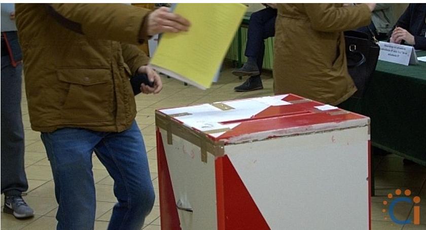 Wybory, prezydenta burmistrza wójtów powiecie ciechanowskim - zdjęcie, fotografia