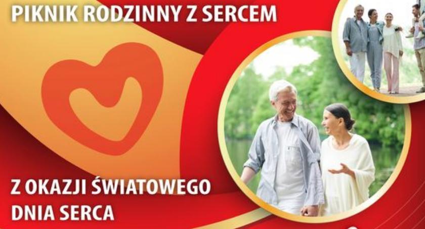 Zdrowie i Uroda, Ciechanowie odbędzie Piknik Rodzinny Sercem - zdjęcie, fotografia