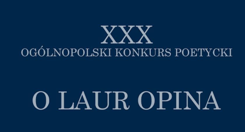 Książki, Laureaci Ogólnopolskiego Konkursu Poetyckiego OPINA - zdjęcie, fotografia