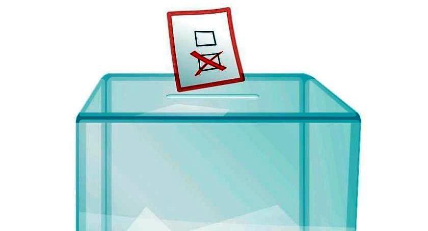 Wybory, Wybory samorządowe Gdzie zagłosować Ciechanowie - zdjęcie, fotografia