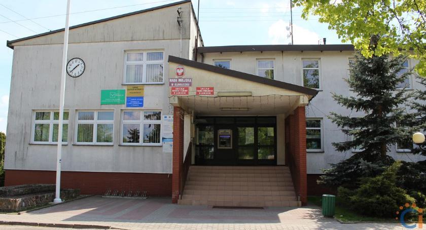 Wybory, Wyniki wyborów Miejskiej Glinojecku - zdjęcie, fotografia