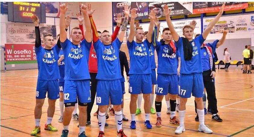 Piłka Ręczna, Drugie sezonie zwycięstwo Juranda - zdjęcie, fotografia