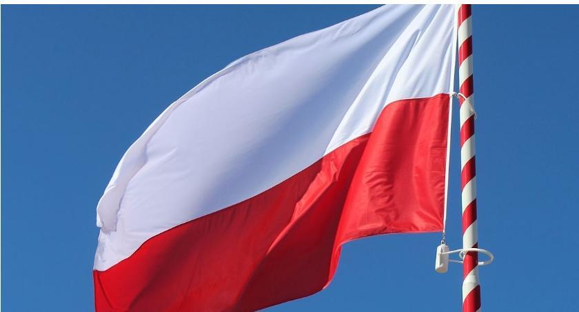 Rocznice, Obchody lecia niepodległości Grudusku - zdjęcie, fotografia