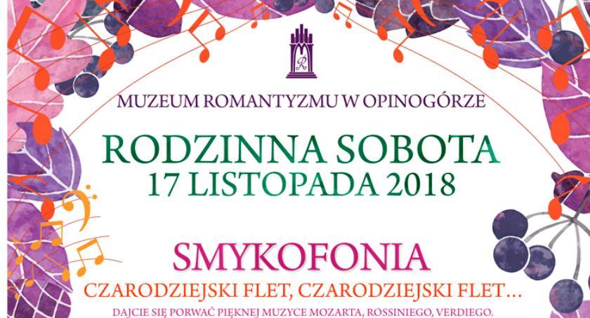 Koncerty, Rodzinna Sobota Muzeum Romantyzmu Opinogórze - zdjęcie, fotografia