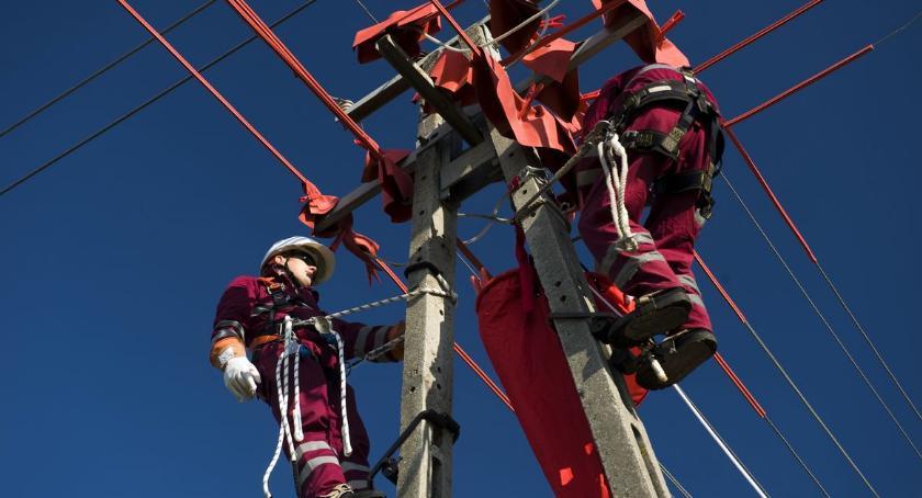 Komunikaty, Uwaga! czterech gminach ciechanowskiego będzie prądu - zdjęcie, fotografia