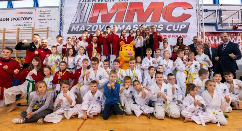 Taekwondo, Matsogi Ciechanów medalami międzynarodowym turnieju [zdjęcia] - zdjęcie, fotografia