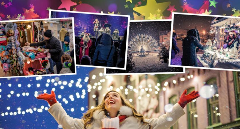 Inne Wydarzenia, Przed ratuszem odbędzie Jarmark Bożonarodzeniowy Wigilia Mieszkańców - zdjęcie, fotografia