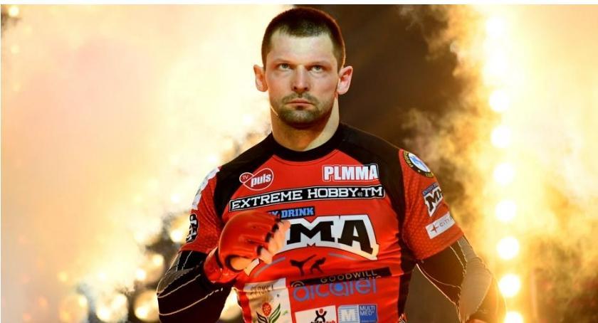 MMA, Szymon Kołecki zmierzy Mariuszem Pudzianowskim - zdjęcie, fotografia