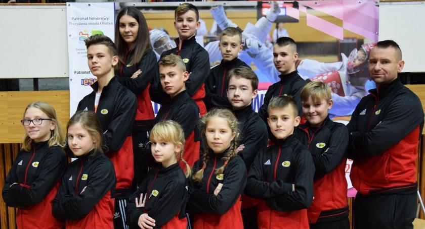 Taekwondo, Zawodnicy Promyka medalistami zawodów Baltic - zdjęcie, fotografia