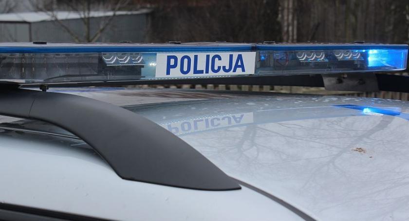 Wypadki drogowe, Zderzenie osobówek drodze Gołymin Ciechanów - zdjęcie, fotografia