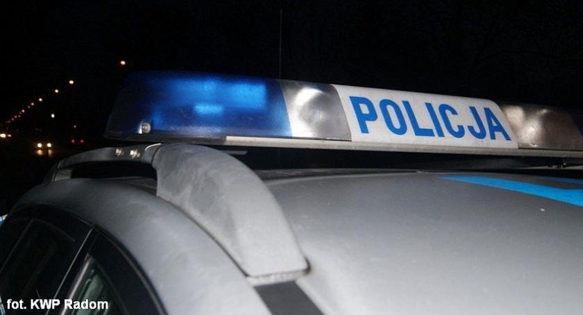 Kronika kryminalna, Pijany leżał jezdni Uratowali mieszkańcy Glinojecka - zdjęcie, fotografia